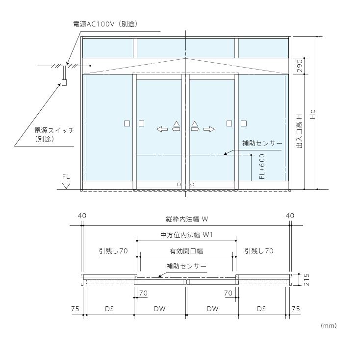 BK-3防音ドア画像1