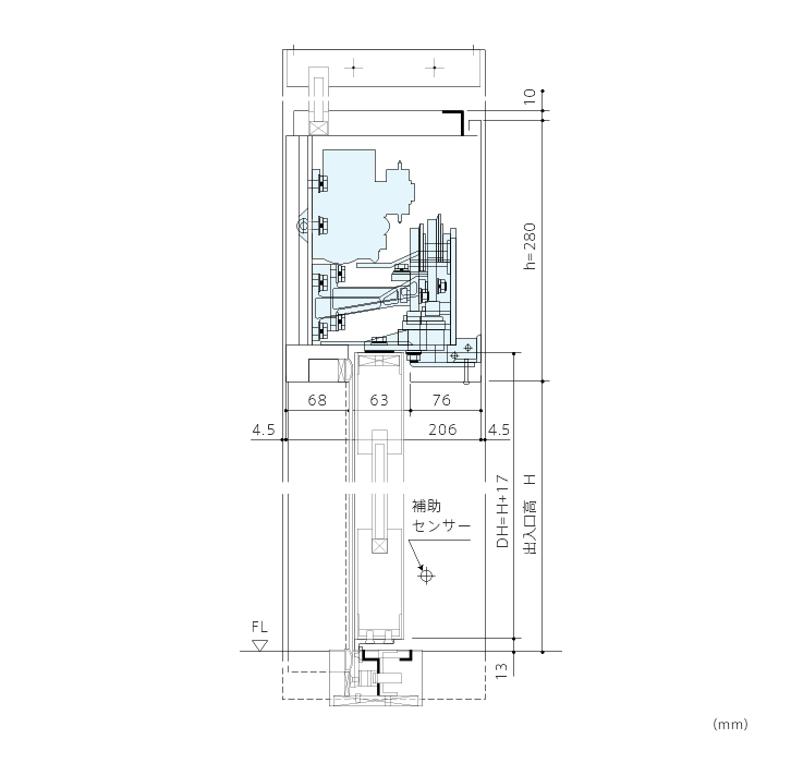 BK-3防音ドア画像2