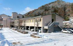 長野県立木曽病院外壁改修工事